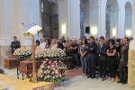 San Giovanni Gemini dà l'addio a Concetta e Angelina, funerali tra rabbia e dolore