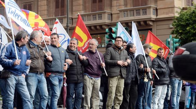 Gesip, reset, sindacato, Uiltucs, Marianna Flauto, Palermo, Cronaca