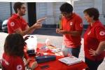 Fiumefreddo, campagna della Croce Rossa sull'educazione alimentare