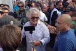 """M5S, la provocazione di Grillo: """"Il 70% degli italiani voterà l'uscita dall'Euro"""""""