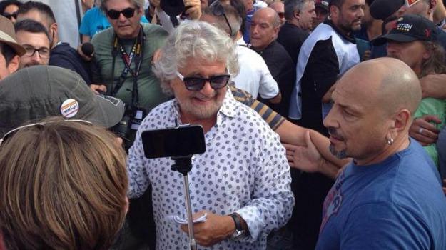 circo massimo, m5s, politica, Beppe Grillo, Sicilia, Politica