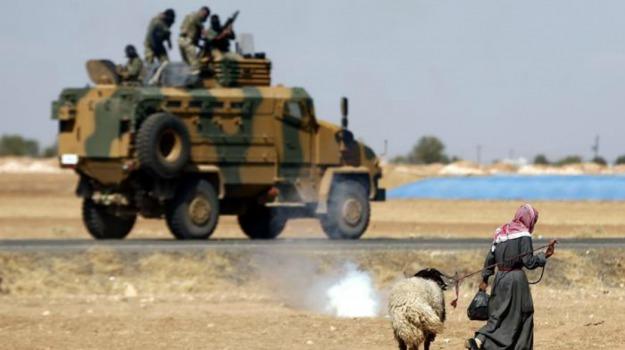 curdi, Isis, Turchia, Sicilia, Mondo