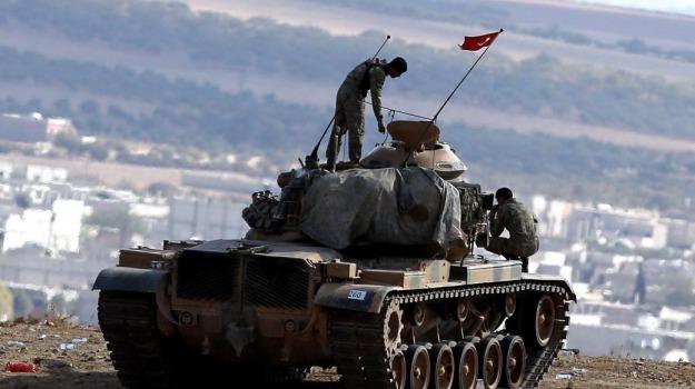 guerra, Isis, kobane, terrorismo, Sicilia, Mondo