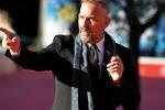 Kevin Costner a Roma: il mio messaggio contro il razzismo