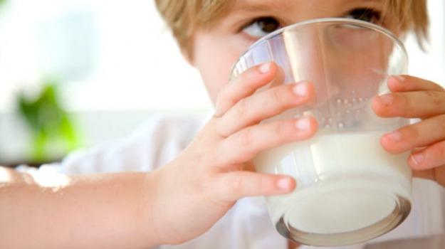 alimentazione, bambini, latte, ricerca, Sicilia, Vita