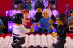 Scene cult del cinema reinterpretate dai... Lego: l'idea di un 15enne spopola sul web. Il video