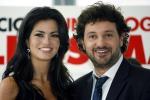 Pieraccioni e Torrisi, l'annuncio corre sul web: la nostra storia è finita. Le foto