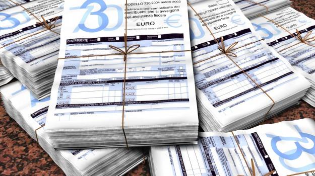 730 precompilato, fisco, precompilata, Sicilia, Economia