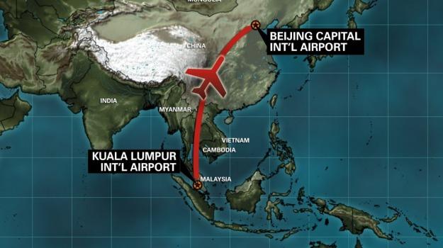 Malaysia Airlines, volo scomparso malaysia airlines, Sicilia, Mondo