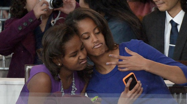 adolescenti, classifica, curiosità, vip, Malia Obama, Michelle Obama, Nash Grier, Sasha Obama, Sicilia, Società