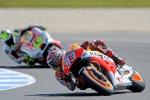Motogp, in Australia Marquez non si accontenta: lo spagnolo è in pole