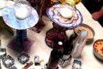 Palermo, mostra di oggetti realizzati da disabili. Le foto