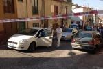 Omicidio-suicidio a San Giovanni Gemini, tutte le immagini