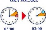 Lancette indietro, torna l'ora solare: stanotte si dormirà di più