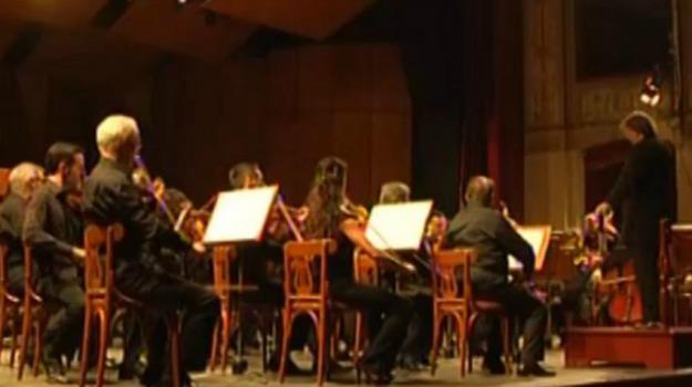 finanziamenti, orchestra sinfonica siciliana, Palermo, regione, Cleo Li Calzi, Sicilia, Cronaca