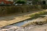 Palermo, lungo il fiume Oreto «scorrono» discariche dei rifiuti abbandonati