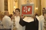 Esposta a Trapani una reliquia di Giovanni Paolo II