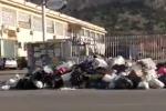 Sciacca, niente stipendi: si blocca la raccolta dei rifiuti
