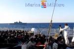 Nuovo sbarco a Catania, arrivati 438 migranti