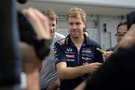 """Vettel """"saluta"""" il titolo: """"Hamilton o Rosberg? Bravi entrambi"""""""