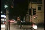 Palermo, semaforo sempre verde tra Corso Calatafimi e via Pollaci: pericoli per gli automobilisti. Il video di un lettore