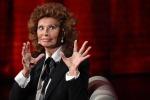 Sofia Loren, amarcord in tv tra ironia e commozione