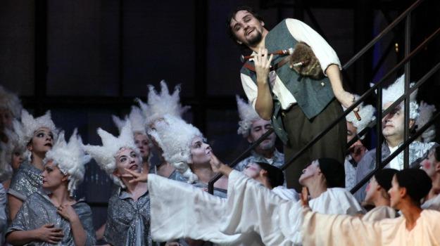 attori, opera, spettacolo, teatro, Marjorie Owens, Pavol Kuban, Palermo, Cultura