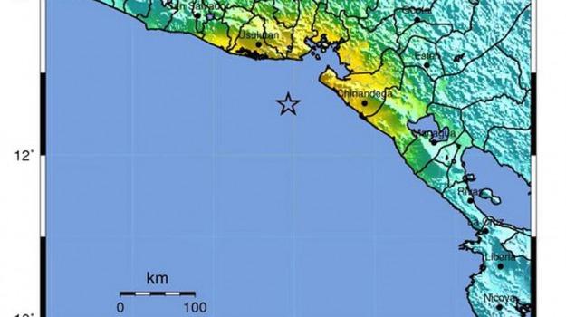 el salvador, sisma, terremoto, tsunami, Sicilia, Mondo