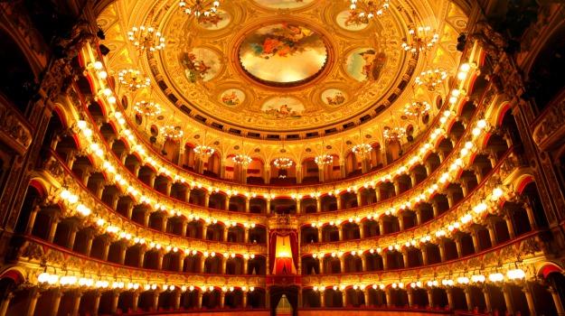 Bellini, stabili, teatro, Catania, Economia