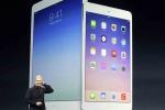 """Ecco il nuovo iPad Air 2: """"E' il tablet più sottile del mondo"""""""