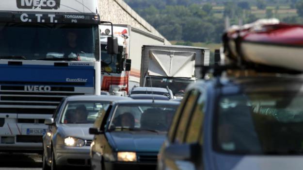 autostrada, caltanissetta, viabilità, Caltanissetta, Cronaca