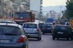 Dal tram alla fognatura, cantieri da corso Calatafimi a via Palmerino: traffico in tilt