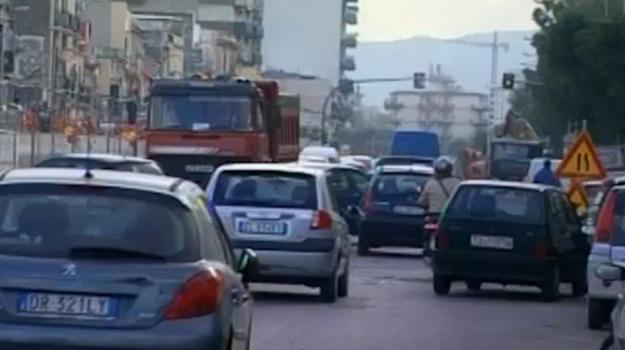 cantieri, Corso Calatafimi, fognatura, lavori, Palermo, tram, via Palmerino, Palermo, Cronaca