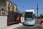 Tram a Palermo, arriva l'alta tensione per le linee 2 e 3