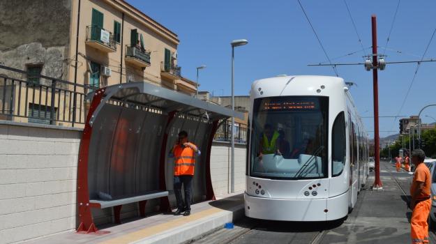 tram Palermo in centro, Palermo, Politica