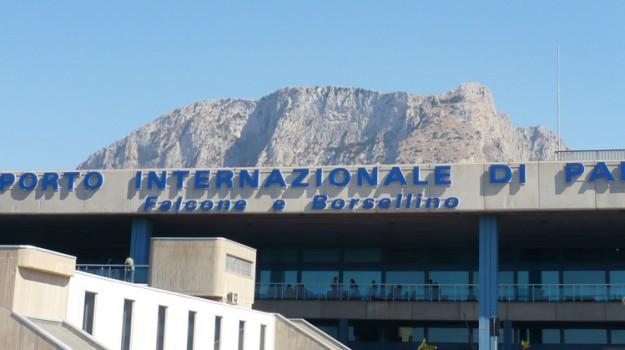 aeroporto falcone e borsellino, aeroporto palermo, voli palermo, Palermo, Economia