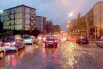 Palermo, le strade allagate quando piove: eterni disagi