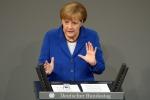 """Merkel: """"Fiducia nell'Eurozona? Si rispetti il patto di stabilità"""""""
