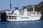 Eolie isolate e traghetti fermi, scarseggiano viveri e farmaci