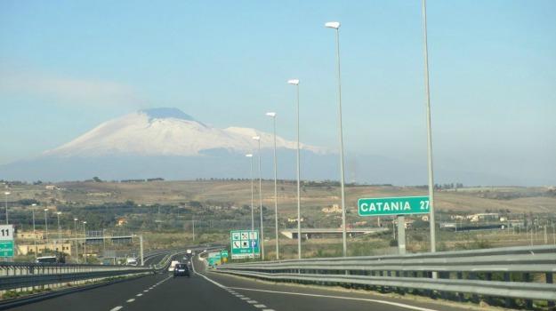 autostrada, galleria, Catania, Cronaca