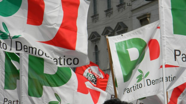 pd, Vittoria, Ragusa, Politica