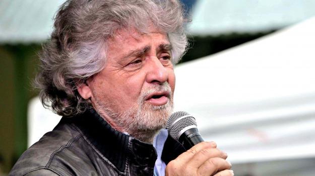m5s, movimento cinque stelle, Beppe Grillo, Gianroberto Casaleggio, Sicilia, Politica