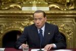 """Berlusconi: """"Da noi niente primarie, resto ancora il candidato premier"""""""