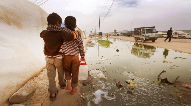 bambini, immigrati, immigrazione, profughi, Sicilia, Mondo