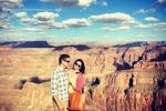 Brittany al Grand Canyon, countdown verso la sua dolce morte. Foto