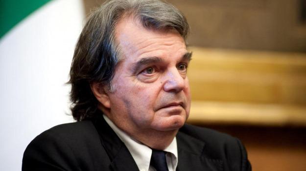 Renato Brunetta, Sicilia, Politica