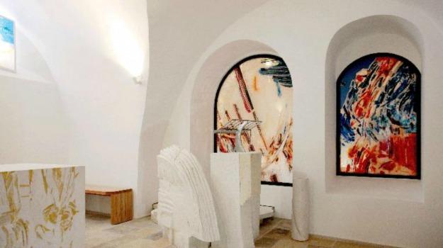 cenacolo, gerusalemme, scultore, siciliano, Sicilia, Cultura