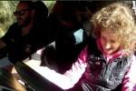 Ciechi guidano un fuoristrada in un trofeo Trial a Ragusa