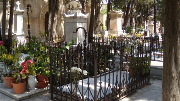 cimiteri, defunti, festa, morti, Palermo, Cronaca