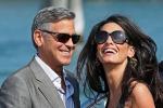 George e Amal Clooney, una luna di miele disastrosa (Le foto)